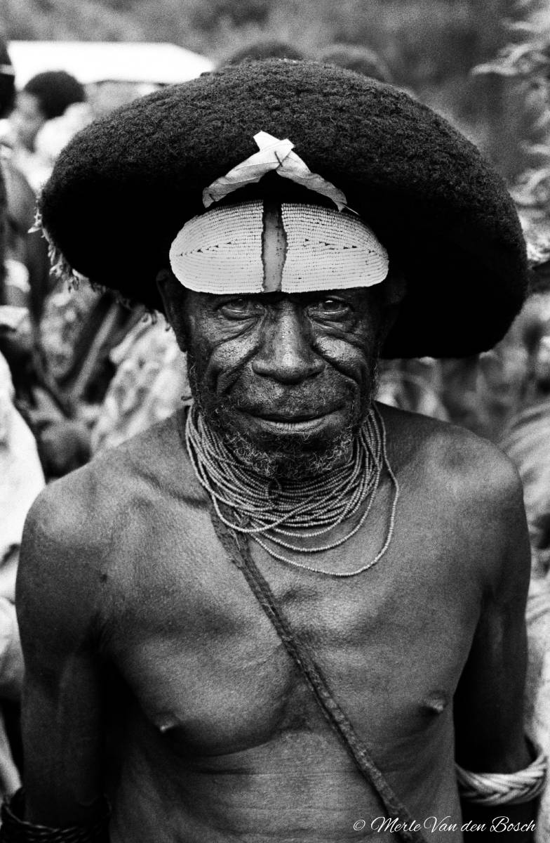 Tribes man